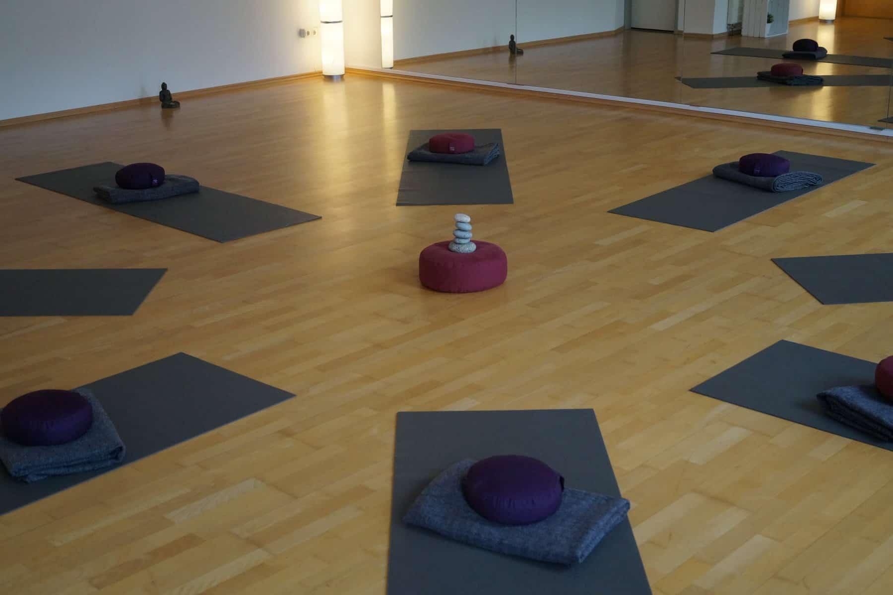 Yoga Raum in Irsch